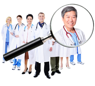 A smart search engine for doctors. Find doctor Hong Kong